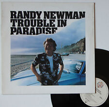 "Vinyle 33T Randy Newman ""Trouble in paradise"""