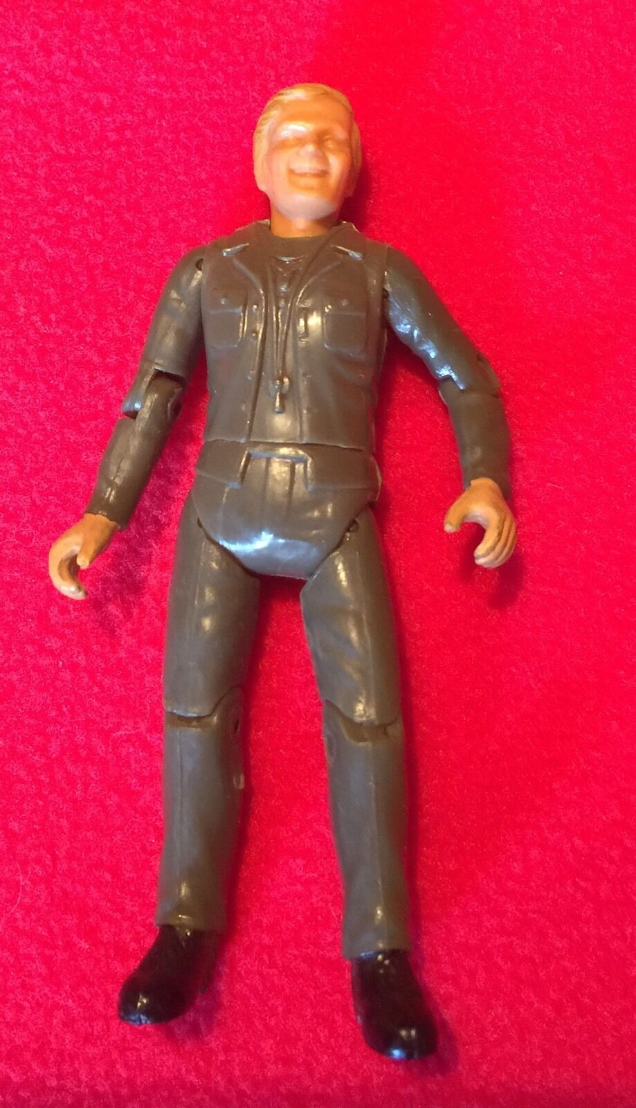 1982 Hawkeye Pierce Blonde Rare Variant Vintage 3 3/4 MASH Action Figure