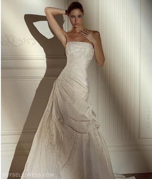 Brautkleid Hochzeitskleid 38 Ivory Pronovias       | Zu einem erschwinglichen Preis  | Produktqualität  | Erste in seiner Klasse  3cd820