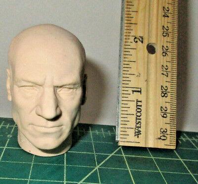 1//6 Star Trek Custom Spock Leonard Nimoy Head Sculpt Fleshtone Phicen Hot USA