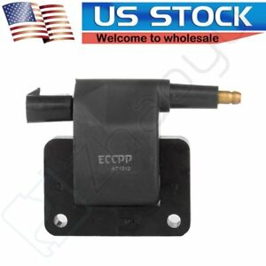 Standard Motor Products Ignition Coil UF97 For Dodge Plymouth Chrysler Jeep