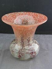 schöne kleine Glas-Vase ca.30er Jahre WMF Ikora #3