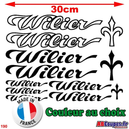 190 12 Stickers Wilier Sticker Frame Bicycle Mountainbike Montain