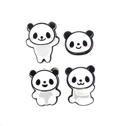 Moule à biscuits Panda Cookies Mould Sandwich Cutter Biscuit *tr