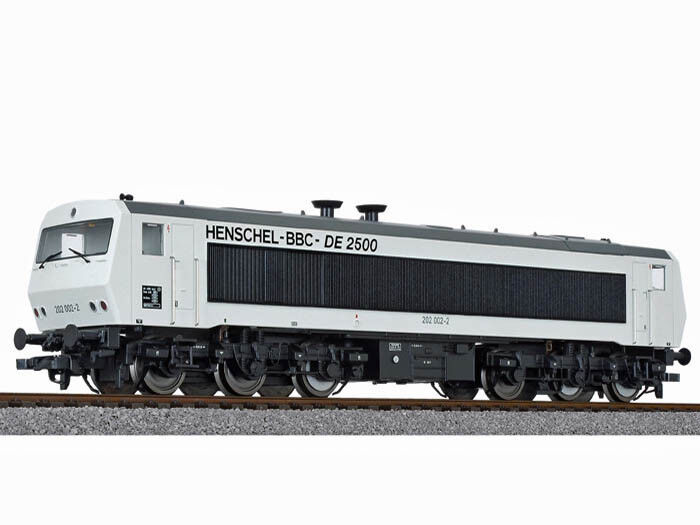 Liliput 132050 Diesellok Henschel-BBC DE 2500 BR 202 DB H0