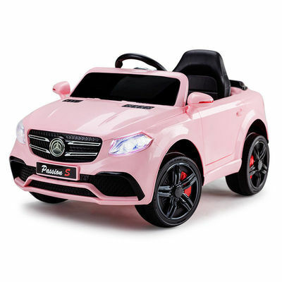 NEW ROVO KIDS Ride-On Car MERCEDES GLC 55 Inspired Electric Battery Toy - Pink