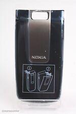 Original Nokia 6600 fold Akkudeckel blau Akkufachdeckel Batteriecover dark blue