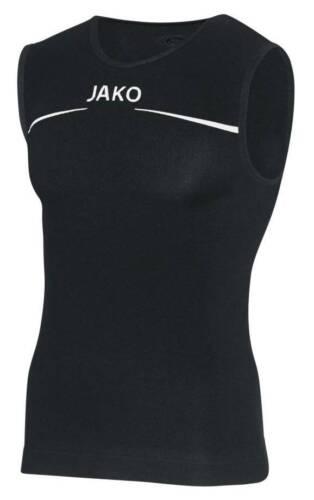 Jako Tank Top Comfort Funktionsshirt schwarz NEU 68027
