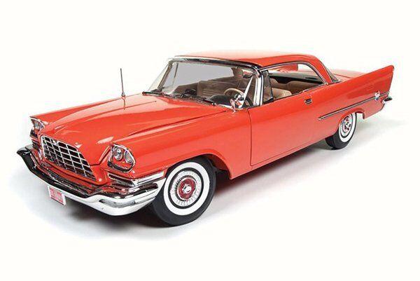 AUTOWORLD DR2AMM1110 1 18 1957 Chrysler 300C HT