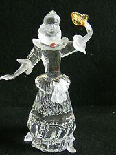 NEW Swarovski SCS 2000 Masquerade Columbine Crystal Figurine - Retired WITH BOX