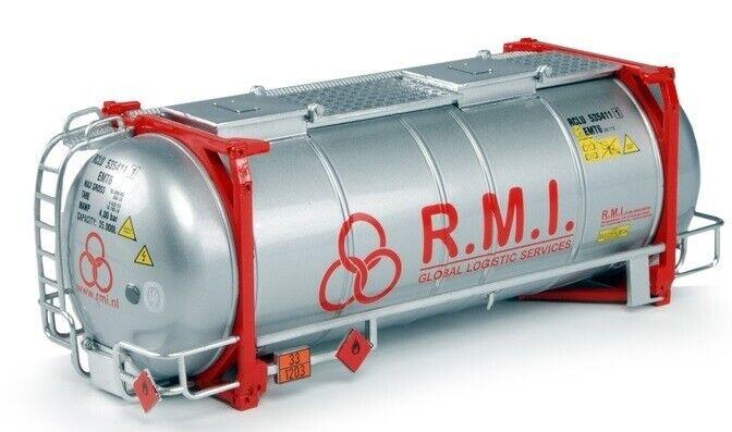 - TEK65066 - Container citerne de 20 pieds pour transport de carburant aux coule
