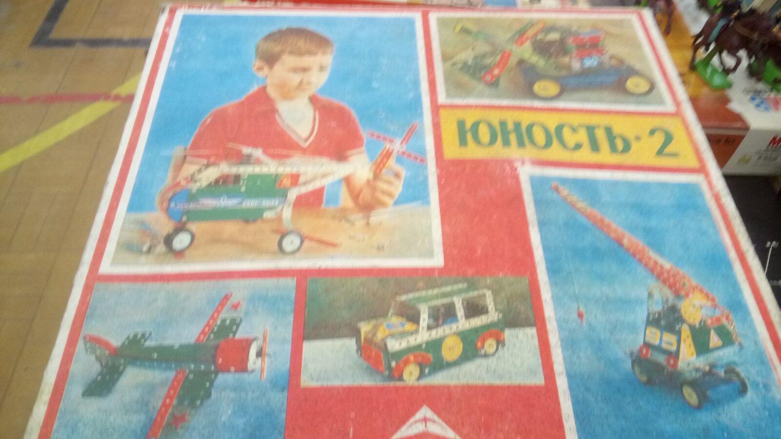 Iohoctb .2 ruso Meccano 28