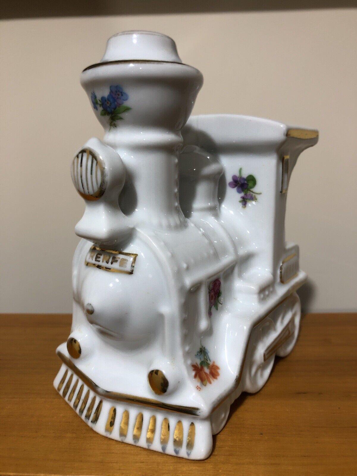 Figura de Locomotora de vapor de Renfe.