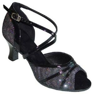 Dance 5 5 7 7 6 Ballroom 5 5 4 5 5 3 Ladies Latin Salsa 3 4 8 Shoes Size Uk 6 5 5FwfqZ