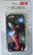 Avengers Iron Man Cell Phone Case iPhone 6S Apple Universal Studios BRAND NEW