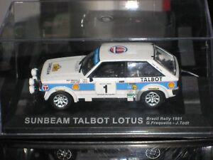 Ixo-TALBOT-SUNBEAM-LOTUS-1-RALLY-Brazil-1981-1-43