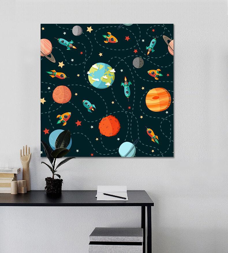3D Universum 946 Fototapeten Wandbild Fototapete BildTapete Familie AJSTORE DE