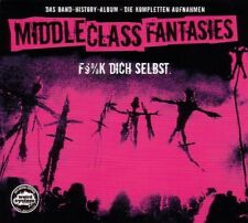 MIDDLE CLASS FANTASIES - F**K DICH SELBST  CD NEU