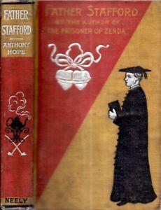 Rare 1895 First Edition Anthony Hope Prisoner Of Zenda Author Ebay