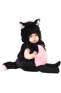 Brand-New-Little-Kitty-Cat-Plush-Bodysuit-Animal-Infant-Costume