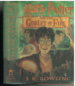 Harry-Potter-and-The-Goblet-Of-Fire-2000-First-Pr-w-jacket-Halloween-Book