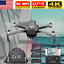 SG906 PRO Brushless GPS RC Quadcopter w// 4K Camera 5G Wifi 2-axis Gimbal Drones