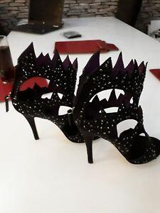 Ladies Zanotti 36 Taglia Boots Guiseppe 4 7A0zqA