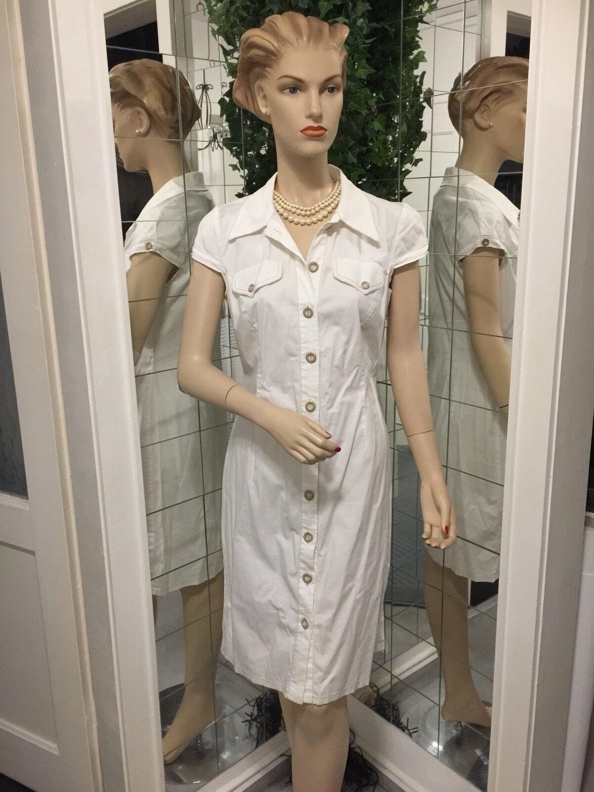 HemdBlausenkleid Kleid von Ana Alcazar Gr.38 neuwertig