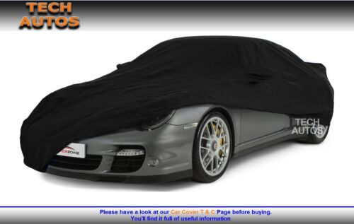 Indoor Black Dust Cover Lightweight Sahara Mercedes CL Class C215 C216
