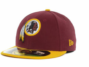 Cappellino-New-Era-On-Field-Cap-NFL-59Fifty-WAS-Redskins-tg-6-7-8-54-9-cm
