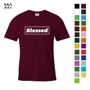 BLESSED-CHRISTIAN-PRINT-T-SHIRT-JESUS-CHRIST-GRAPHIC-SHIRTS-GOD-DESIGN-TEE-GIFT