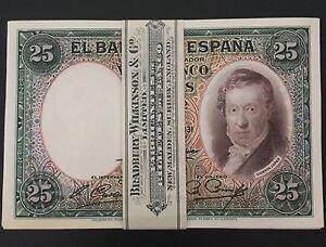25 Pesetas De 1931 Vicente López S/C Rarísimos - España - 25 Pesetas De 1931 Vicente López S/C Rarísimos - España
