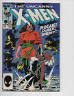 X-Men #185 (9/84)! F/VF (7.0)! Rogue! Great Early Copper Age!!