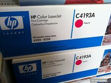 ORIGINALE HP toner per Color LaserJet 4500, 4550 Magenta, 6000 pagine, c4193a