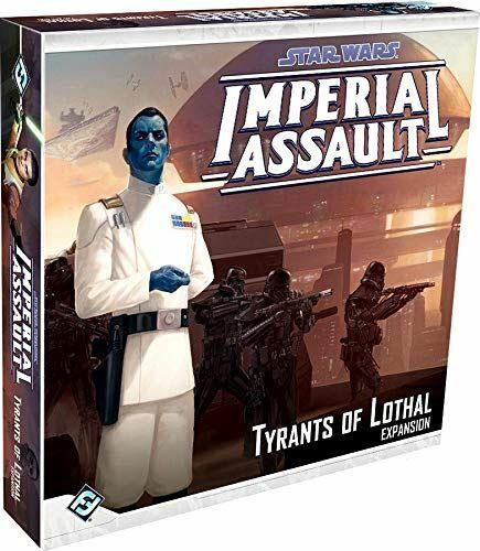 Star Wars  Imperial Assault - Tyrants of Lothal