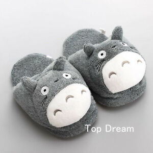 My-Neighbor-Totoro-Plush-Slippers-Cosplay-Doll-Toy-Warm-Home-Shoes-10-5-039-039