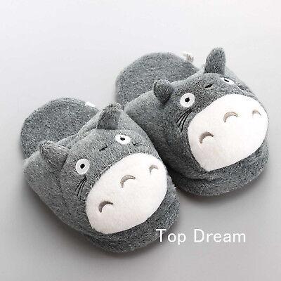 My Neighbor Totoro Plush Slippers