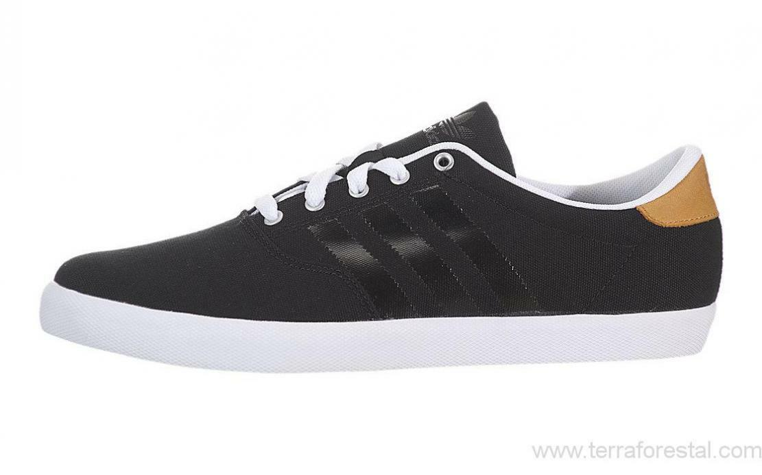 Adidas Adi M.C. low nuevo gr 47 1 3 us 12, 5 negro textil canvas negro g65902