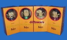 "KUBRICK 400% Size The Beatles ""Yellow Submarin"" Action Figures 4-Pack  (NIB)"
