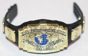 Classic Intercontinental Championship Belt Action Figure Mattel Elite WWE Legend
