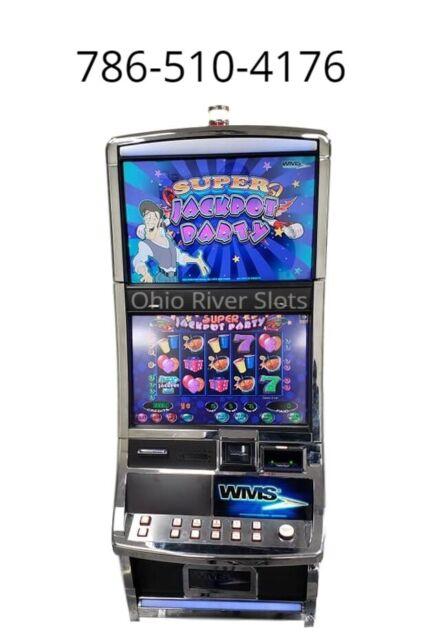 "Williams Bluebird 2 Slot Machine ""Super Jackpot Party ..."