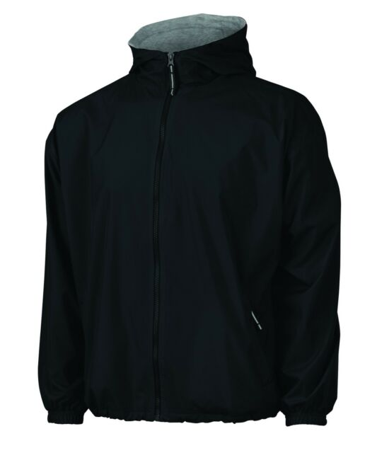 e67571ccc Charles River Apparel Portsmouth Jacket New in Package 8720 Black Youth  Medium