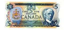 Canada ... P-92b ... 5 Dollars ... L.1979 ... *AU*