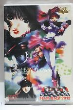 macross flash back 2012 ntsc import dvd