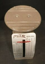B T Company Vintage 1960 Mite Postage Scale Parcel Air Mail Letters Milwaukee