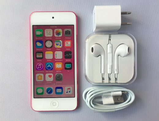 Apple iPod touch 6th Generation Pink (16GB)