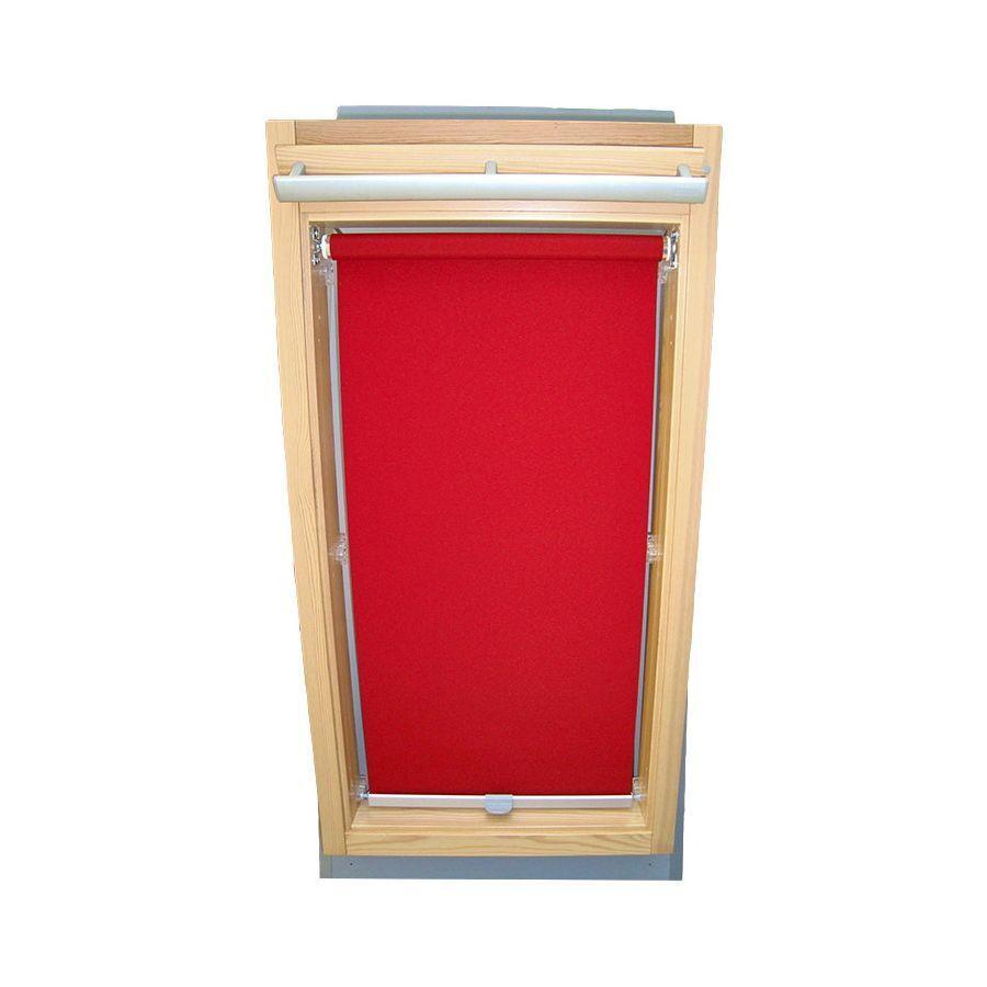Abdunkelungsrollo für für für Velux-Dachfenster GGL GPL GHL, Rollo in weinrot | Modern Und Elegant In Der Mode  3c5a2b