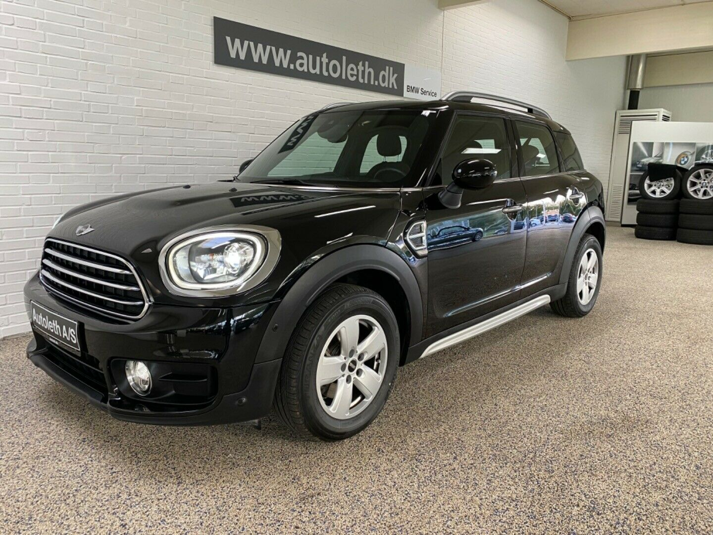 Mini Countryman Cooper 2,0 D 150 5d - 289.900 kr.