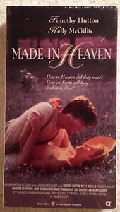 Made-in-Heaven-NEW-SEALED-VHS-Timothy-Hutton-Kelly-McGillis-RARE-HTF