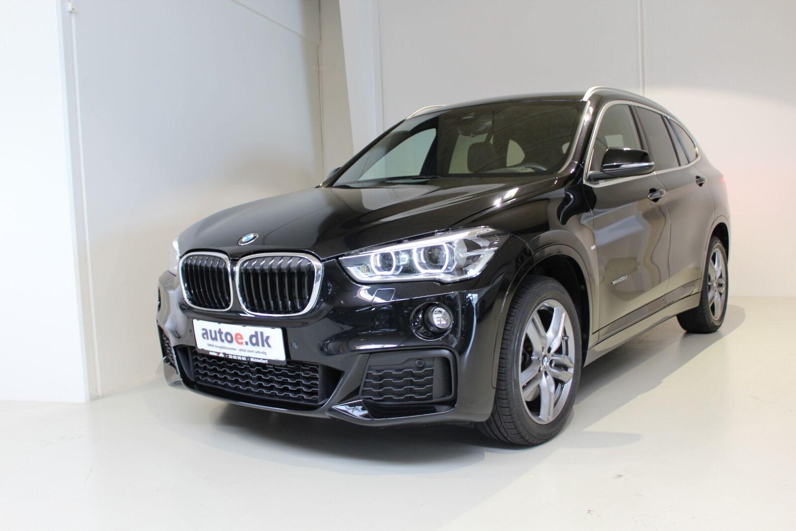 BMW X1 2,0 xDrive25d M-Sport aut. 5d - 459.800 kr.